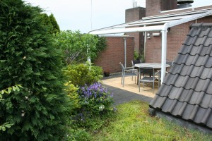 referentie daktuin woerden door overbeek gardendesign
