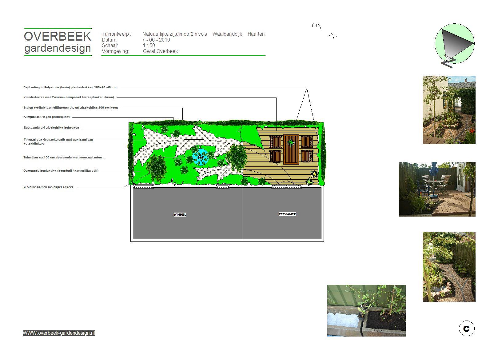 Een tuin om te genieten overbeek gardendesign for Tuinontwerp natuurlijke tuin