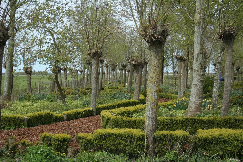 voedselbos het groene hart overbeek gardendesign